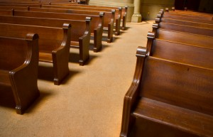 Empty pews 300x193 Why do people walk away from faith? What can we do about it?